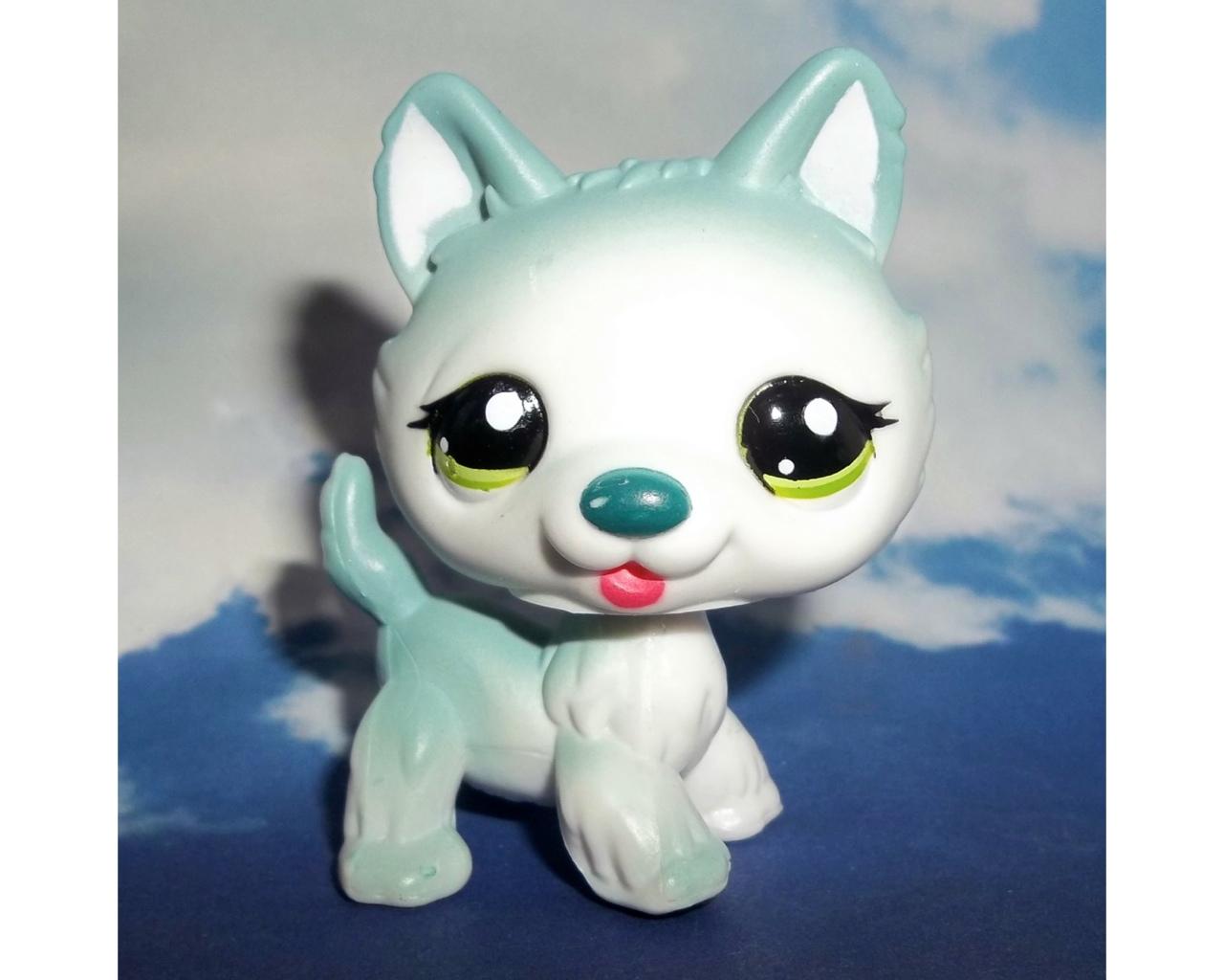 littlest pet shop husky -#main