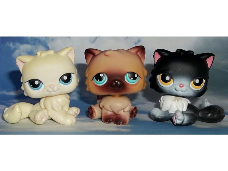 Lps Persian Cat Star Eyes